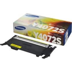 Samsung CLT-Y4072S Original Toner Cartridge Yellow