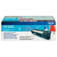 Brother TN-325C Original Toner Cartridge Cyan