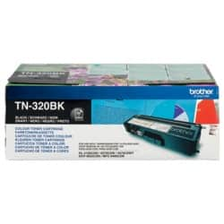 Brother TN-320BK Original Toner Cartridge Black
