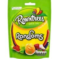 Nestlé Sweets Rowntrees Randoms 4 pieces