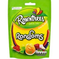 Nestlé Sweets Rowntrees Randoms 150 g
