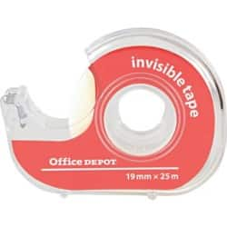 Office Depot Invisible Office Tape Invisible Office Tape Clear