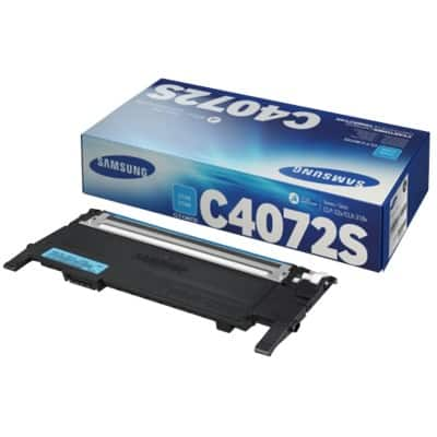 Samsung CLT-C4072S Original Toner Cartridge Cyan