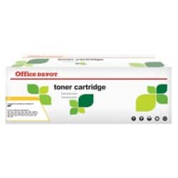 Office Depot Compatible HP 125A Toner Cartridge cb540a Black