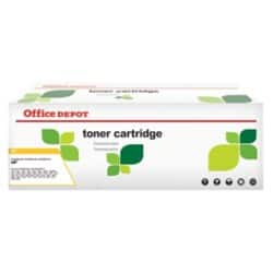 Office Depot Compatible HP 125A Toner Cartridge cb541a Cyan