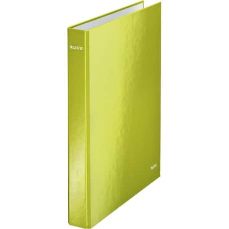 Leitz WOW Ring Binder A4 40 mm Green
