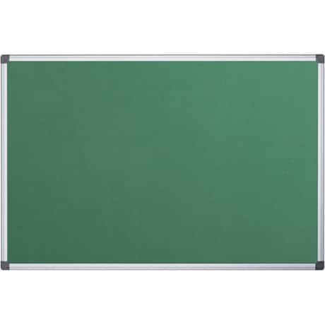 Office Depot Aluminium Frame Notice Board Green 900 H x 1200 W mm ...
