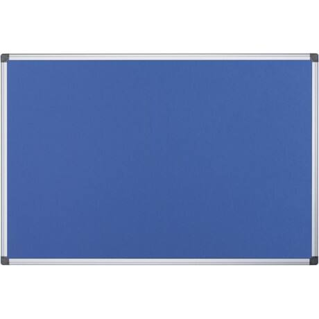 Office Depot Notice Board FA0543820 Blue 90 x 120 cm