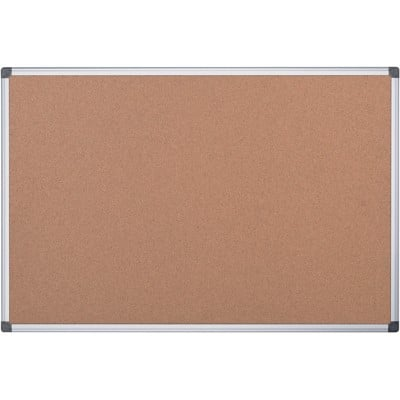 Office Depot Notice Board CA051820 Brown 120 x 90 cm