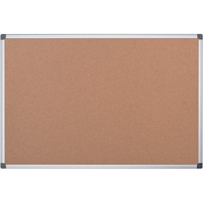 Office Depot Notice Board CA021820 Brown 45 x 60 cm