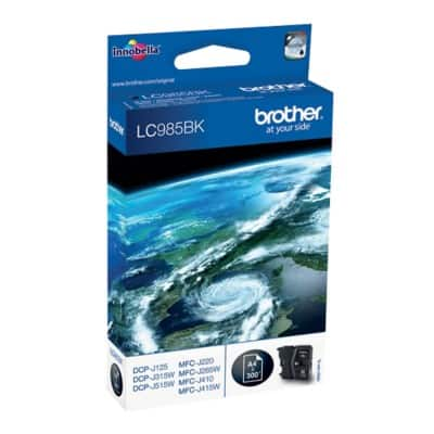 Brother LC985BK Original Ink Cartridge Black