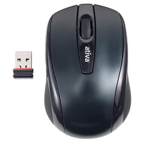 Ativa Wireless Notebook AT-2306 Mouse