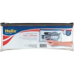 Helix PVC Pencil Case 330 mm x 125 mm