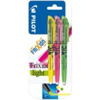 Pilot Highlighter PL-5ENO Assorted 3 Pieces