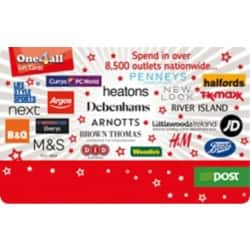 ONE4ALL Gift Card Cluster €400