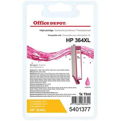 Office Depot Compatible HP 364XL Ink Cartridge CN686EE Magenta