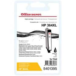 Office Depot Compatible HP 364XL Ink Cartridge cb322ee Photo Black