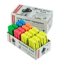 STABILO Highlighter Boss original Assorted 48 Pieces