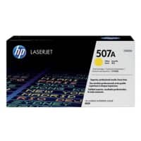 HP 507A Original Toner Cartridge CE402A Yellow
