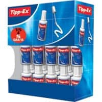 Tipp-Ex Rapid Correction Fluid - Pack of 15 + 5 Free