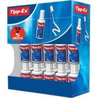 Tipp-Ex Correction Fluid Rapid White 20 Pieces of 20 ml