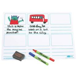 Show Me Class Room Pack Of Tell A Story Boards