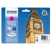 Epson T7033 Original Ink Cartridge C13T70334010 Magenta