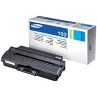 Samsung MLT-D103L Original Toner Cartridge Black Black
