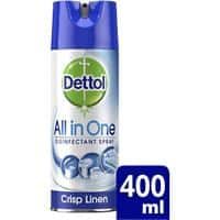 Dettol Disinfectant Spray All In One 400ml