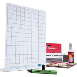Show Me Class Room Pack Of Squared Boards