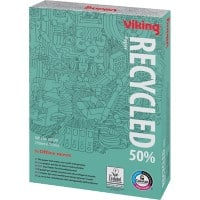 Viking Green Printer Paper A4 80gsm White 161 CIE 500 Sheets