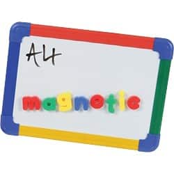 Show-me magnetic Magnetic Drywipe Board 10 pieces