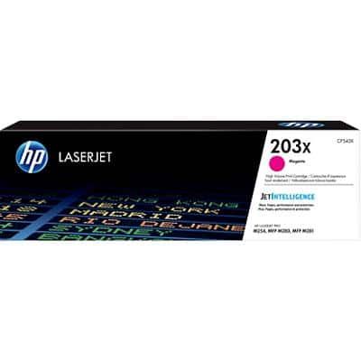 HP 203X Original Toner Cartridge CF543X Magenta