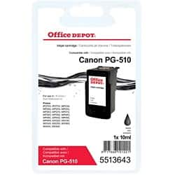 Office Depot Compatible Canon PG-510BK Ink Cartridge Black