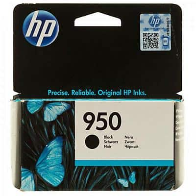 HP 950 Original Ink Cartridge CN045AE Black