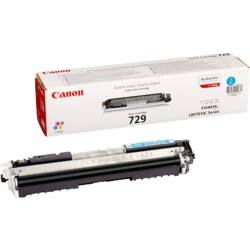 Canon 729 Original Toner Cartridge Cyan