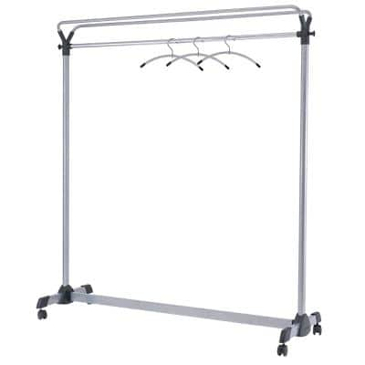 Alba Coat Rack PMGROUP3 Silver 1,500 x 500 x 1,700 mm