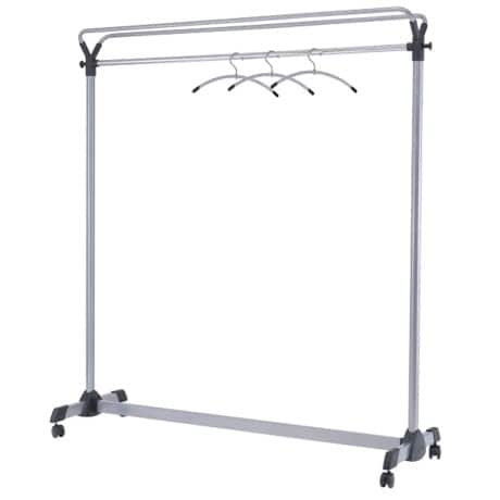 Alba Coat Rack PMGROUP3 Silver 1,700 x 1,500 x 500 mm