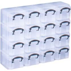 Really Useful Mini Storage Unit 16 x 0.14 Litre