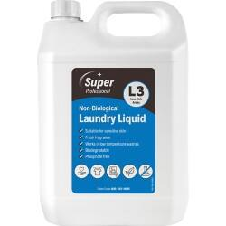 Super Professional Products Laundry Detergent perfumed 5 l