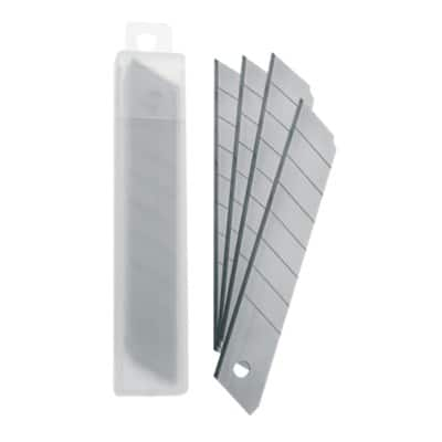 Office Depot Refill Blades Silver 10 Pieces