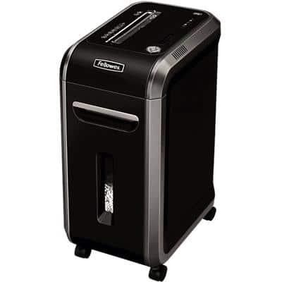 Fellowes Shredder 99CI Cross-Cut Security Level P-4 17 Sheets