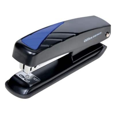 Office Depot Stapler 20 Sheets Black