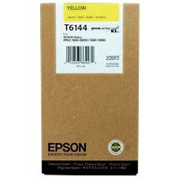 Epson T6144 Original Ink Cartridge C13T614400 Yellow