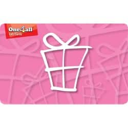 ONE4ALL Gift Card Pink €150
