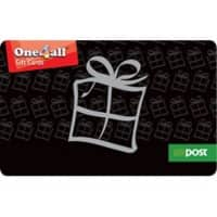 ONE4ALL Gift Card Black €250