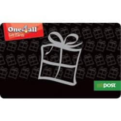ONE4ALL Gift Card € 150 Black