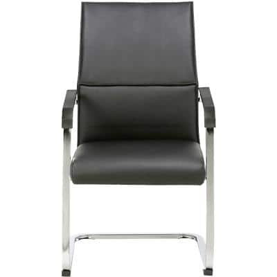 Realspace Visitor Chair Crocus Black
