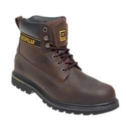 Alexandra Safety Shoes leather size 9 Brown