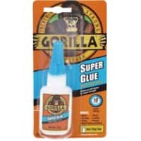 Gorilla Super Glue Transparent 15g
